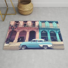 Colors of Havana 2 Rug