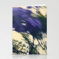 vertigo Stationery Cards featuring Vertigo by Irina Wardas