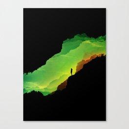 Toxic ISOLATION Canvas Print