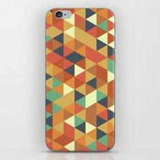 Triangle Pattern II iPhone & iPod Skin