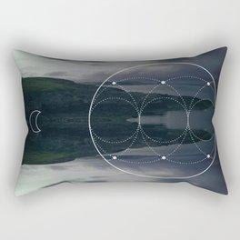 Goddess #2 Rectangular Pillow