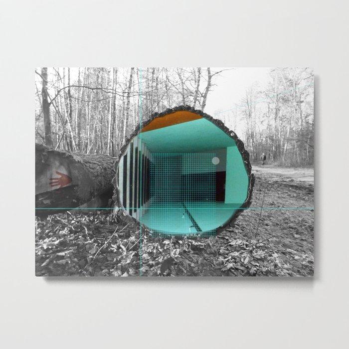 Woody´s Entrance 1b Metal Print