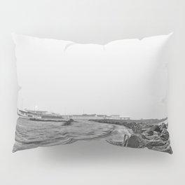 Reykjavík shore Pillow Sham