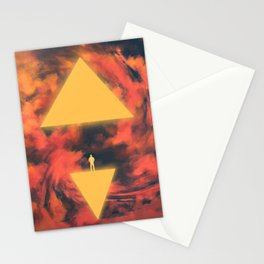 Deep Magic Stationery Cards
