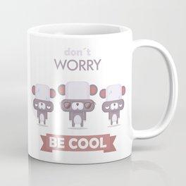 Be cool. Panda Coffee Mug