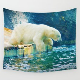 Polar Wall Tapestry