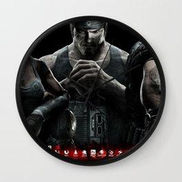Gears Of War 10 Wall Clock