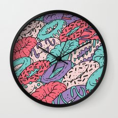 An Ode to a Donut Wall Clock