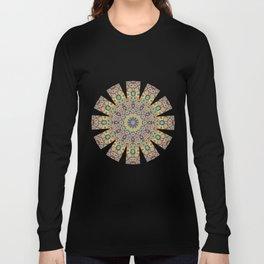 Millefiori Mandala Long Sleeve T-shirt
