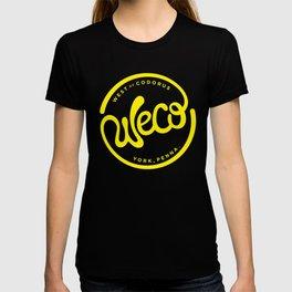 WeCo Logo Yellow T-shirt