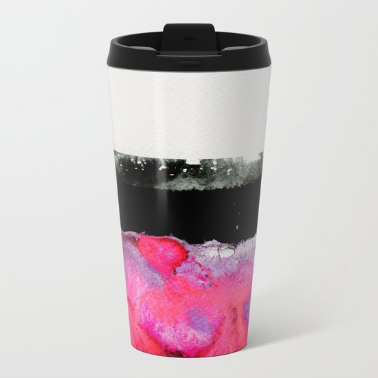 Immersed Metal Travel Mug