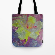 Consistency Abstract Tote Bag