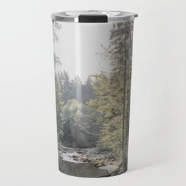 All the Drops form a River - landscape photography Travel Mug