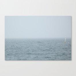 Bleugris Canvas Print