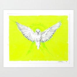 Home Free Art Print