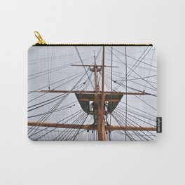 HMS Warrior III Carry-All Pouch