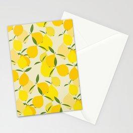 Fresh Citrus  Stationery Cards