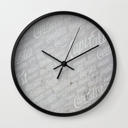 Ego Wall Clock
