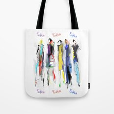 demonstration Tote Bag