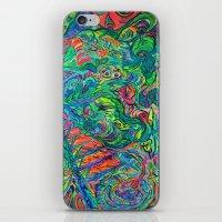 The Jungle iPhone Skin