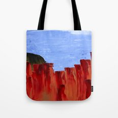 High Desert Canyons Tote Bag