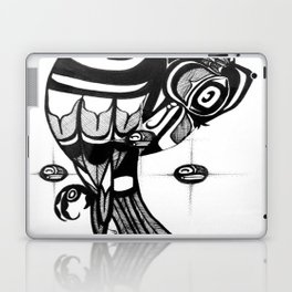 Raven Steals the Stars Laptop & iPad Skin