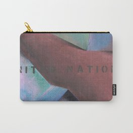 United Nations Carry-All Pouch