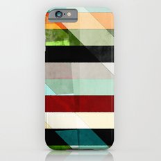 Colorful Textured Abstract Slim Case iPhone 6s