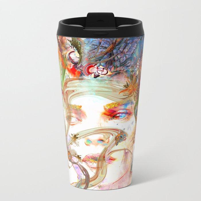 Nobe Metal Travel Mug