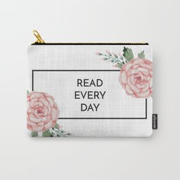 Read Every Day Carry-All Pouch