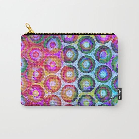Rainbow Circle Sea Carry-All Pouch