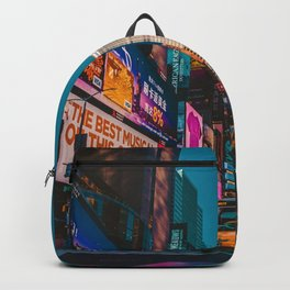 City Lights NYC (Color) Backpack