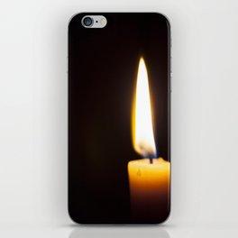 Burning Bright iPhone Skin