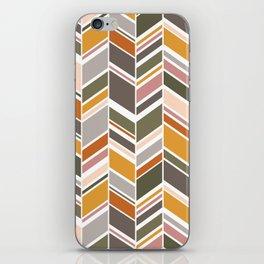 Herringbone Soft iPhone Skin
