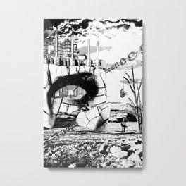 PITTSBURGH, PENNSYLVANIA Metal Print