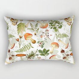 Vintage & Shabby Chic - Autumn Harvest Botanical Garden Rectangular Pillow