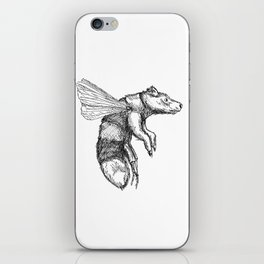 Bumblebear iPhone Skin