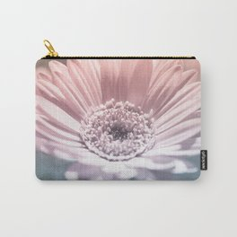 Pastel Gerbera Carry-All Pouch