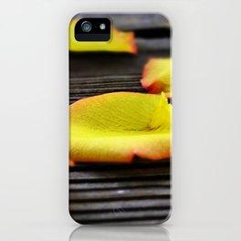 Valentine Remains iPhone Case