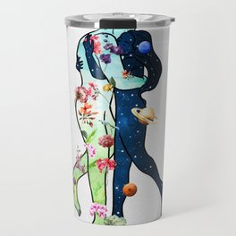 Nature hold universe. Travel Mug