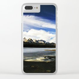 For the Love of Wildhorse Clear iPhone Case