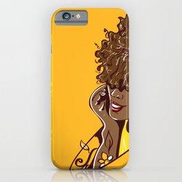 My Sunshine Girl iPhone Case