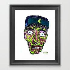 elp Framed Art Print