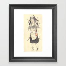 BNW #2 Framed Art Print