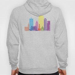 Milwaukee V2 skyline pop Hoody