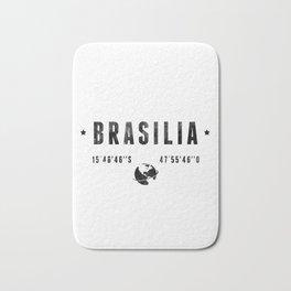 Brasilia Bath Mat