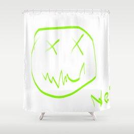 minimalism, nein, design simple, unic, big, art, graphic desing Shower Curtain