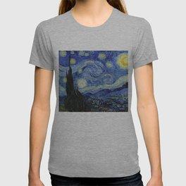 914c9be0f3 Starry Night by Vincent Van Gogh T-shirt