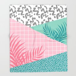 Beverly Hills #society6 #decor #buyart Throw Blanket