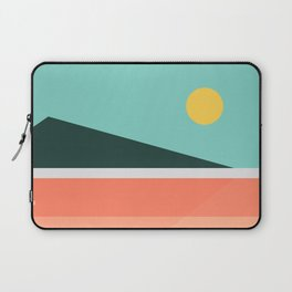 Geometric Landscape 15 Laptop Sleeve